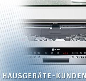 Neff Hausgerate Kundendienst Siegers Haustechnik